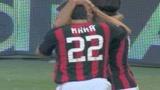 Ronaldinho, prima doppietta rossonera