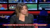 Il Fondo monetario vede nero: Italia in recessione nel 2009
