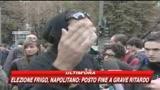 Milano, scontri al corteo contro ddl Gelmini