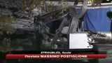 Pullman di tifosi juventini esce fuori strada, 2 morti