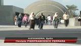 25/10/2008 - Napolitano, visita ufficiale in Egitto
