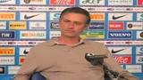 25/10/2008 - Mourinho, col Genoa per la fuga
