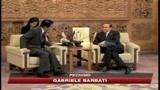 25/10/2008 - Pd day, Berlusconi: In piazza per nascondere le divisioni