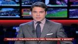 Ferrara, tragedia della strada: morti 4 giovani