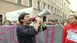 Scuola e proteste, settimana difficile