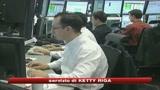 Borse europee in calo, Milano cede il 3,5 per cento
