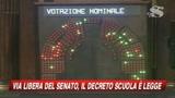 29/10/2008 - Il Senato approva la riforma Gelmini
