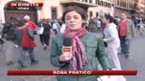 La scuola si ferma, Roma invasa dalla protesta