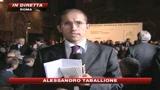 31/10/2008 - Crisi finanziaria, Napolitano: Evitare perdita trasparenza