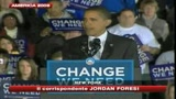 America 2008, Obama torna a correre