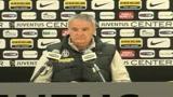 31/10/2008 - Ranieri mette la Roma nel mirino