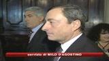 Crisi, Draghi: stagnazione durerà ancora un anno