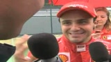 03/11/2008 - F1, Massa: Orgoglioso lo stesso