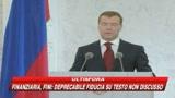 06/11/2008 - Il ritorno dello zar Putin