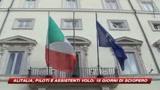 Alitalia, 15 giorni di sciopero dei piloti fino a maggio