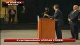10/11/2008 - Attesa per il primo faccia a faccia tra Obama e Bush