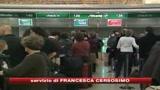 Alitalia, caos e proteste