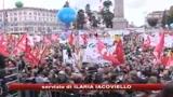 14/11/2008 - Scuola, in piazza a Roma contro la riforma Gelmini