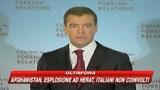 16/11/2008 - Usa-Russia, segnali di distensione