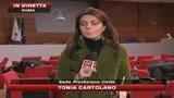 12/12/2008 - Roma allagata, Bertolaso: attenti al Tevere ma no allarmismi