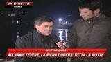 13/12/2008 - Allarme Tevere: Alemanno: situazione sotto controllo