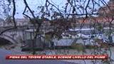 14/12/2008 - Finita l'emergenza Tevere. Ancora disagi e pioggia a sud