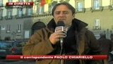 18/12/2008 - Napoli, bufera appalti, Iervolino: Non mi dimetto