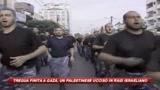 Gaza, raid israeliano mette fine alla tregua di sei mesi