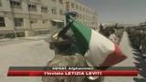22/12/2008 - Fini vola in Afghanistan per gli auguri ai militari italiani