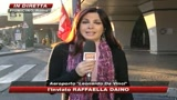 23/12/2008 - Alitalia, protesta finita ma a Fiumicino  ancora caos