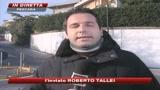 24/12/2008 - Pescara, attesa per la scarcerazione di D'Alfonso