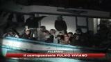 26/12/2008 - Il maltempo non ferma gli sbarchi, 1000 migranti a Lampedusa