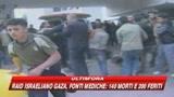 Israele scatena l'inferno su Gaza, Hamas promette vendetta