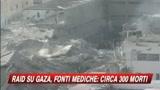 Gaza, non si ferma l'offensiva di Israele