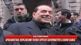 29/12/2008 - Berlusconi: federalismo e giustizia le priorità del governo