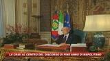 30/12/2008 - Napolitano a Capodanno: crisi economica e Gaza punti chiave