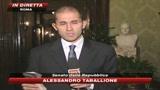 30/12/2008 - Crisi di Gaza, Frattini: Errore di Hamas rompere la tregua