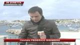 31/12/2008 - Lampedusa, primi rimpatri diretti degli immigrati
