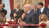 31/12/2008 - Medioriente e crisi: il discorso di fine anno di Napolitano