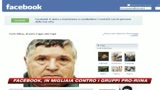 Facebook, mobilitazione sul web contro gruppi pro Riina