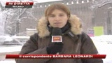 Nord ancora sotto la neve, ma  si vola a Malpensa e Linate 