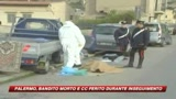 Far West a Palermo: morto bandito, ferito un carabiniere