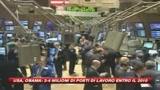 10/01/2009 - Obama: Creeremo 4 milioni di posti di lavoro