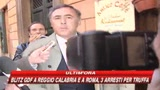 13/01/2009 - Vigilanza, la Giunta regolamento Senato valuta caso Villari 