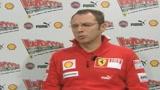 15/01/2009 - Ferrari, parla Domenicali