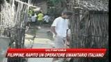 15/01/2009 - Filippine, rapito operatore italiano della  Croce Rossa