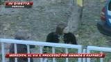 16/01/2009 - Meredith, al via il processo per Amanda e Raffaele