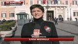 Faccia a faccia Berlusconi-Fini a Montecitorio