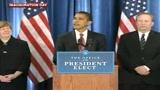 20/01/2009 - Obama, tutti gli uomini del presidente