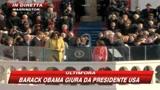 20/01/2009 - Obama ha giurato, è il 44simo presidente degli Usa